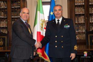 Accordo con la Marina Militare Italiana